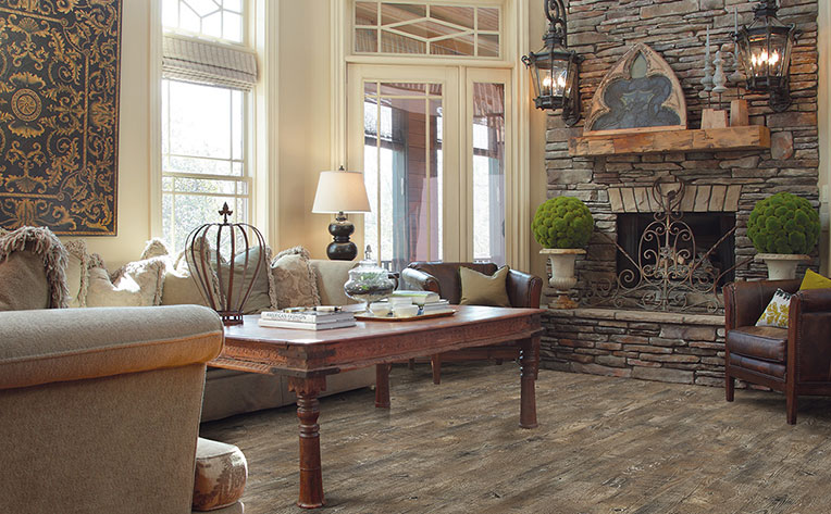 Four Ways Of Getting The Rustic Look In Your Home