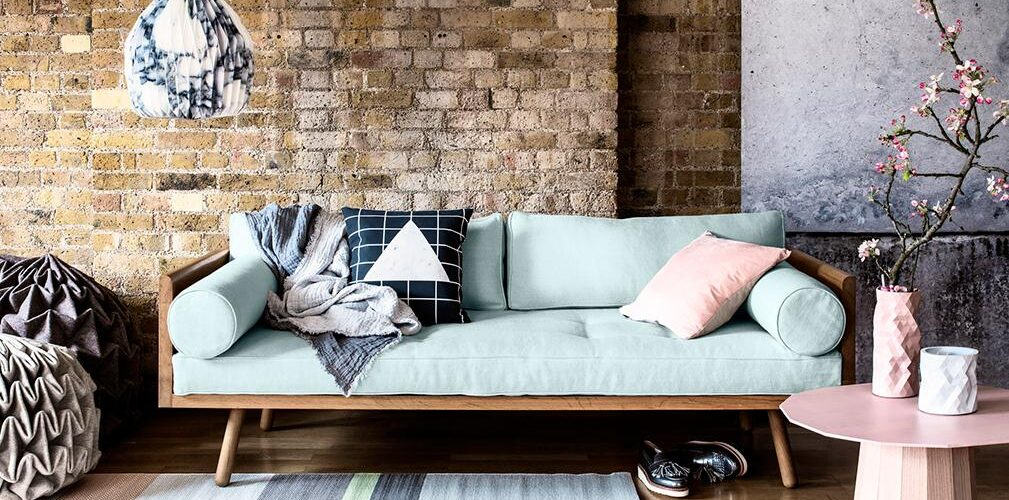 Industrial Materials With a Domestic Touch