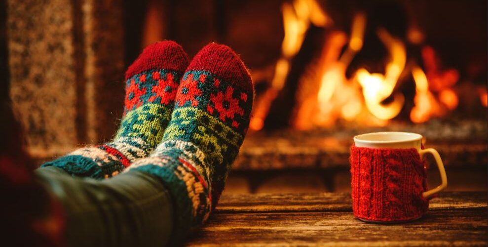 3 Ways To Stay Warm If Your Furnace Goes Out In The Winter